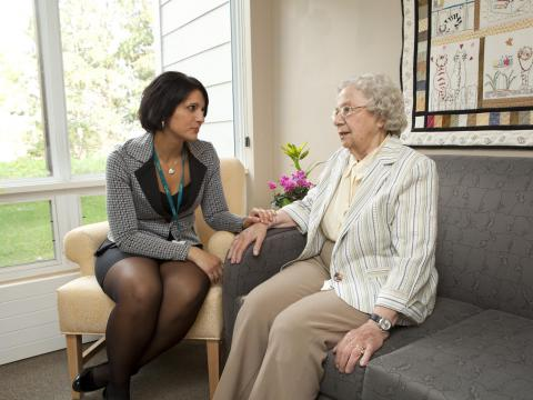 Care coordinators make sure you get the care you need