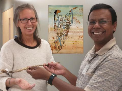 Lynn Brant aboriginal patient navigator
